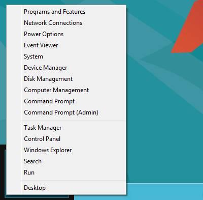 Где установка и удаление программ в Windows 8