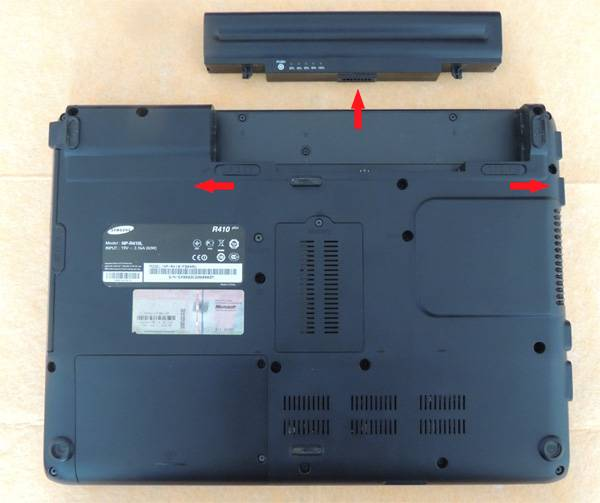 Инструкция по возвращению ноутбука к заводским настройкам