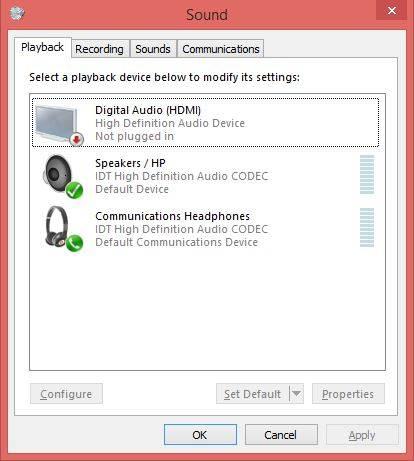 Почему не работает звук на телевизоре через HDMI