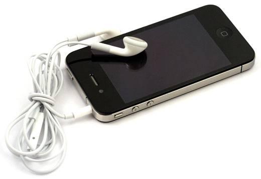 Почему не работает звук на iPhone 4s