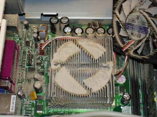 Что делать, если компьютер сильно нагревается