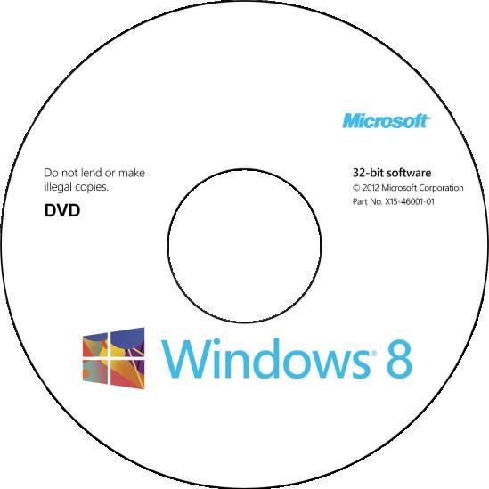 Установить Windows 8 на компьютер