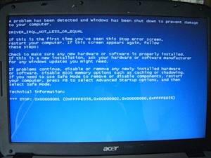 Что делать, если ноутбук сам перезагружается