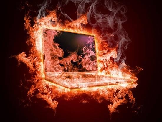 Что сделать, чтобы ноутбук не грелся