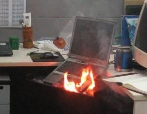 Почему ноутбук зависает намертво и что с этим делать