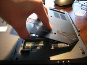 Можно ли заменить дискретную видеокарту на ноутбуке?