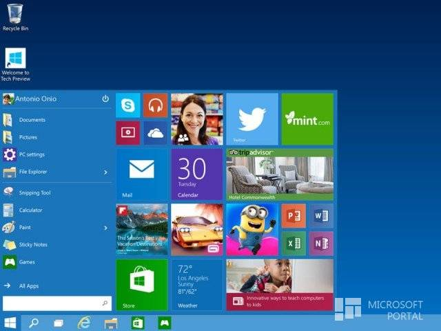 Стоит ли устанавливать Windows 10 Technical Preview