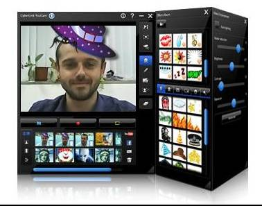 Снимаем видео с веб камеры ноутбука