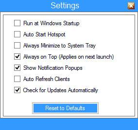 Программы для раздачи вай фай на ноутбуке
