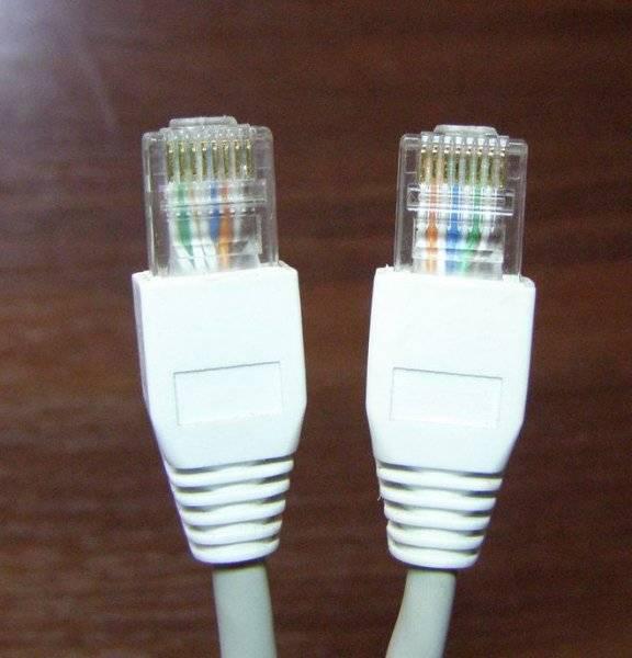 Правильно обжимаем интернет - кабель
