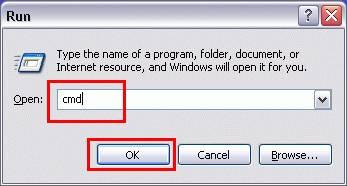 Проверить пинг в Системе Windows