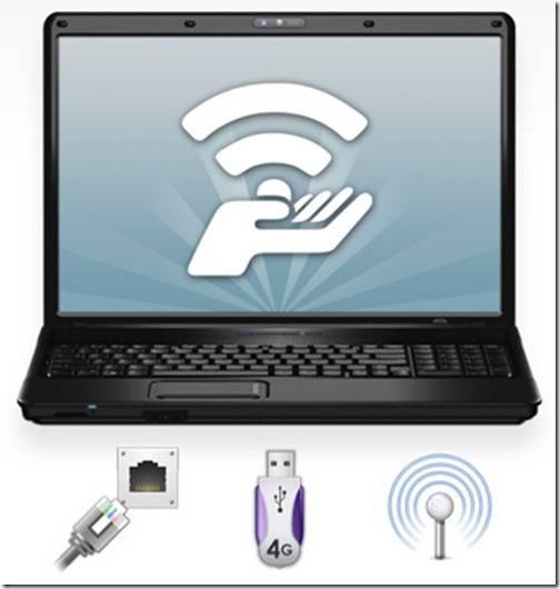 Подключаем планшет к Интернету через WIFI
