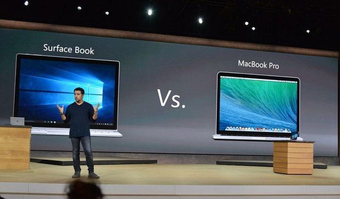 Surface Book, или попытка Microsoft расшевелить производителей