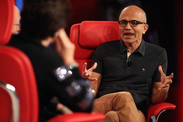 Сатья Наделла: Microsoft не будет продавать ни Bing, ни Xbox