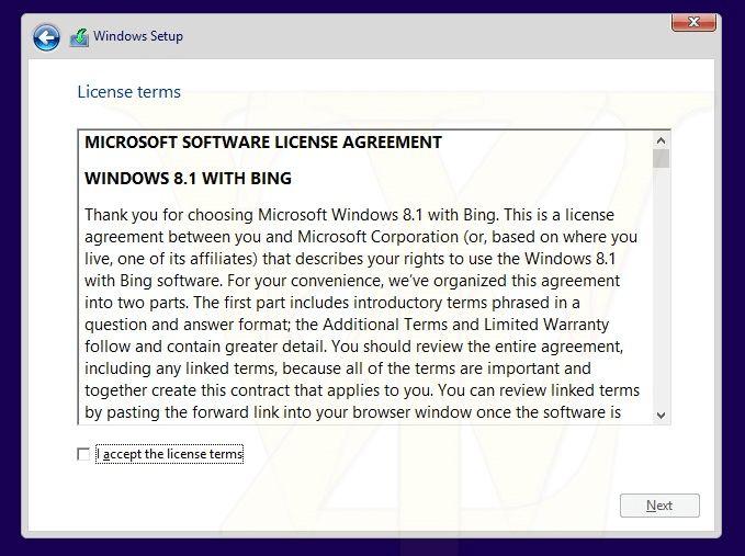 Что же такое Windows 8.1 with Bing?
