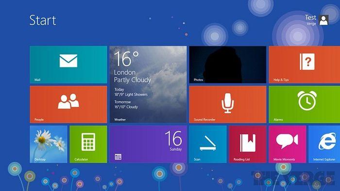 Видео: некоторые изменения в приложениях в Windows 8.1