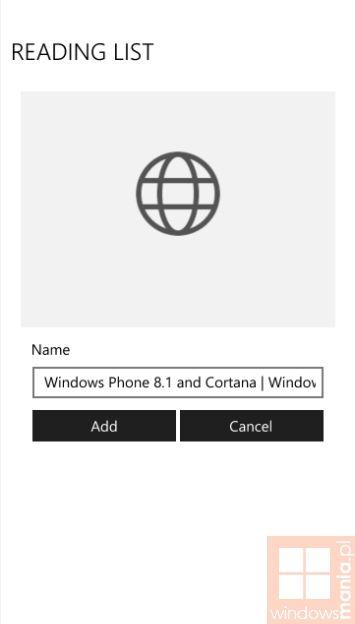 Windows 10 для смартфонов: скриншоты Spartan