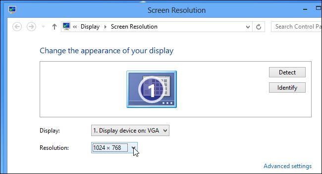 Как запустить Modern-приложения в Windows 8 на нетбуке