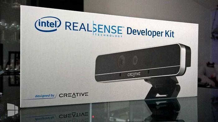 Как работают Intel RealSense и Windows Hello в Windows 10