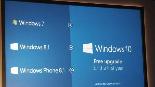 Windows RT не будет обновлена до Windows 10