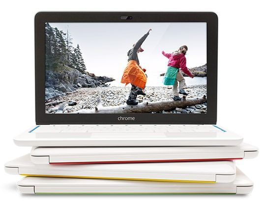 Должна ли Microsoft опасаться ноутбуков с Chrome OS
