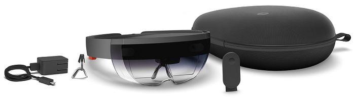 Microsoft подтвердила дату начала поставок HoloLens Development Edition