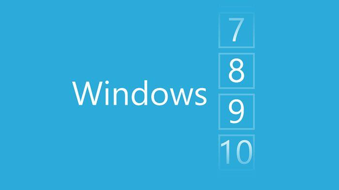 Microsoft может представить Windows 9 30 сентября