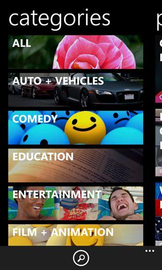 Сторонние приложения YouTube для Windows Phone