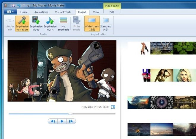 Новые версии Windows Photo Gallery и Movie Maker с новыми особенностями
