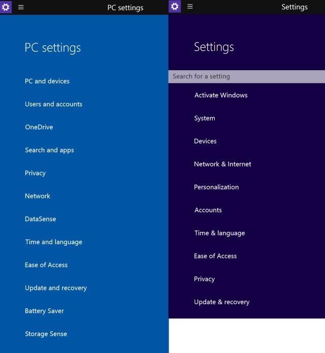 Windows 10 build 9888: новое приложение Settings с возможностью загрузки офлайн-карт и другими изменениями