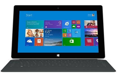 Microsoft обновила процессор в своем Surface Pro 2