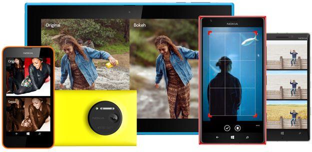 Lumia Imaging SDK теперь поддерживает Windows 10