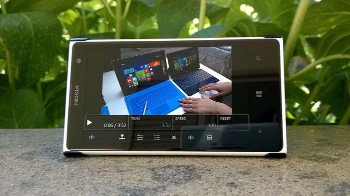 Video Tuner – редактор видео для Windows Phone 8.1, разработанный Microsoft