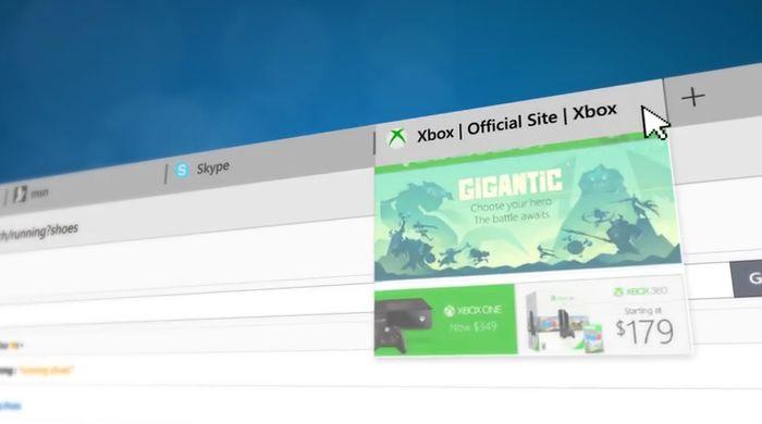 В Microsoft Edge вскоре появится предварительный просмотр вкладок