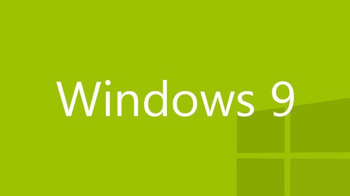 Windows 9 будет бесплатной для всех, включая пользователей Windows XP и Vista
