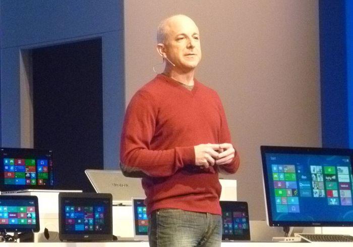 Пол Турротт: Windows 8 – это катастрофа