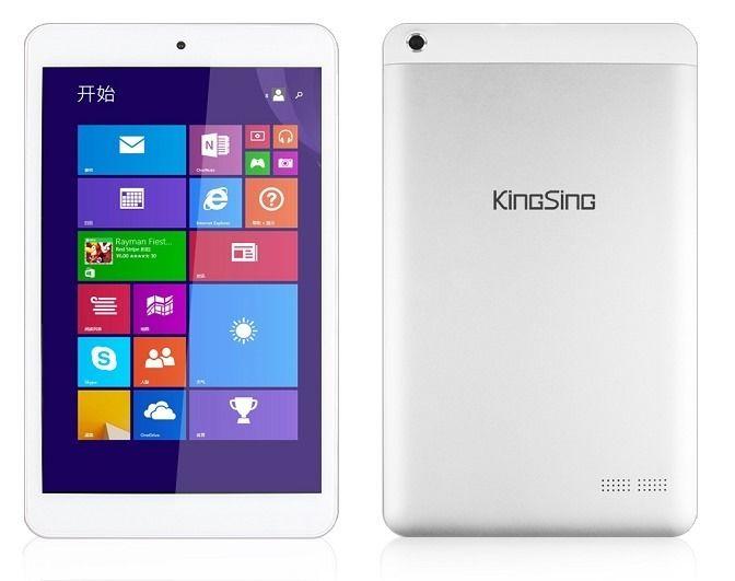 8-дюймовый KingSing W8 с Windows 8 – привлекательная альтернатива Android-планшетам
