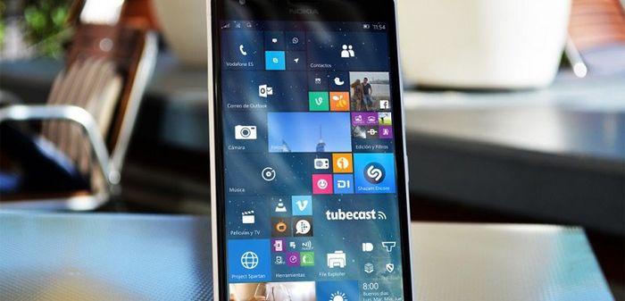 Microsoft выпустила Windows 10 Mobile IP build 10581