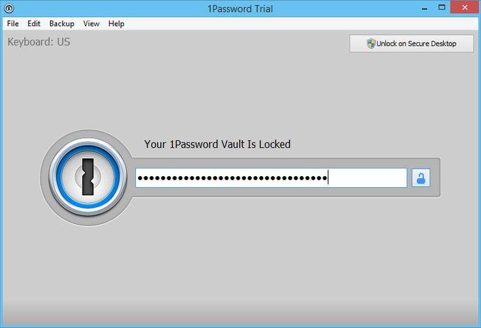 1Password – надежный менеджер паролей для Windows