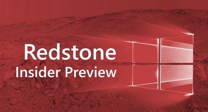 Microsoft выпустила первую сборку Windows 10 Redstone (Build 11082)