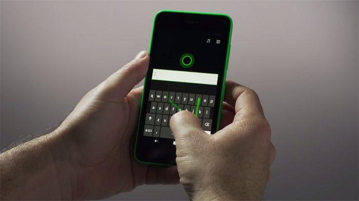 Клавиатура Microsoft для iOS будет с режимом ввода одной рукой