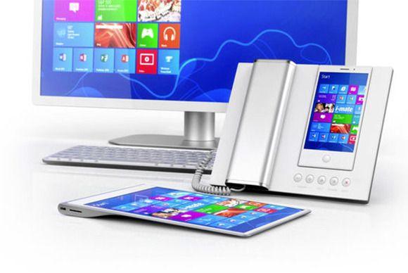Снова слухи о телефоне с Windows 8