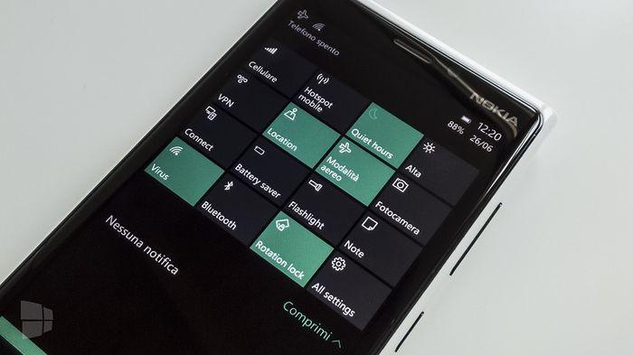 Windows 10 Mobile Build 10166 вышла