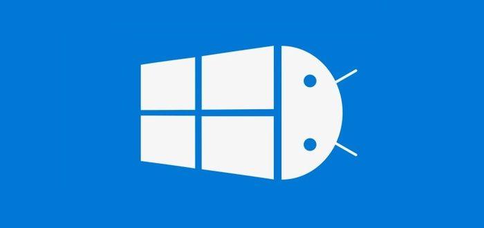 Microsoft откладывает поддержку Android-приложений в Windows