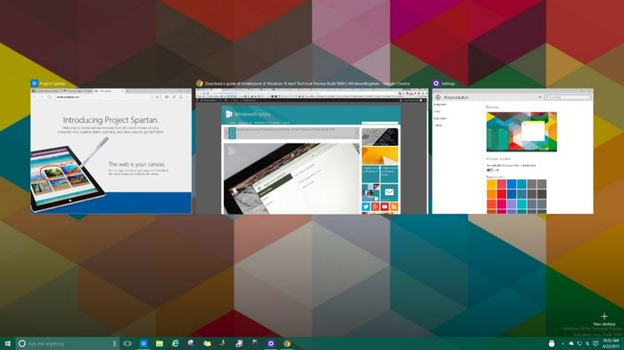 Windows 10 Technical Preview build 10061 готова для загрузки