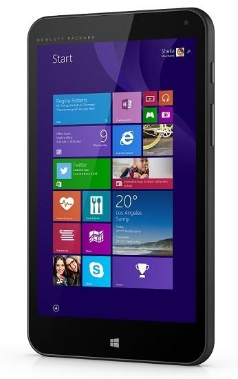 HP анонсировала планшет с Windows 8.1 за $99 и ноутбук за $199