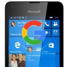 По слухам, Google планирует выпустить свои приложения для Windows 10