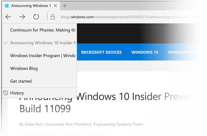 Windows 10 Insider Preview 11102 отправлена в быстрый круг обновлений