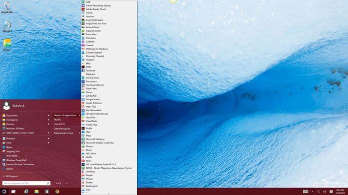 Start10 – первое альтернативное меню «Пуск» для Windows 10