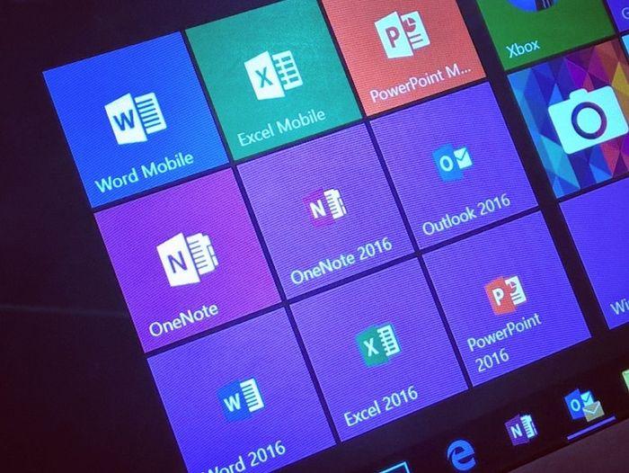 Microsoft выпускает Office 2016
